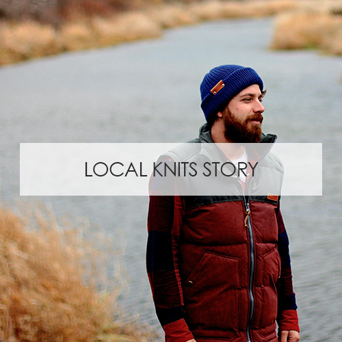 Local Knits Story