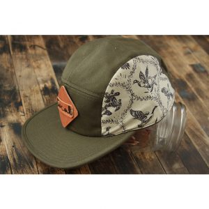 Pheasants 5-Panel Strapback