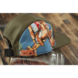 Cowgirls 5-Panel Strapback