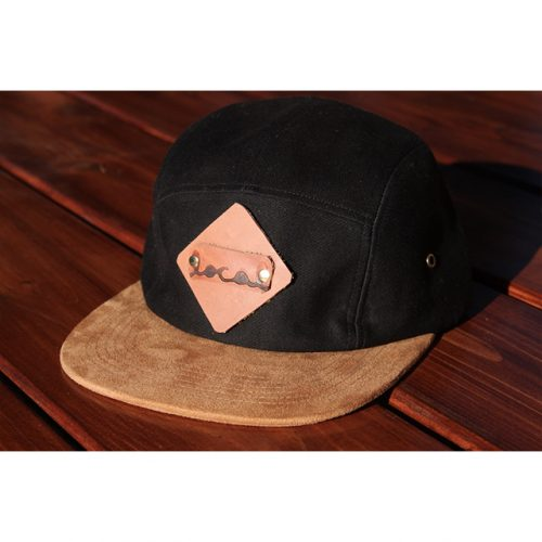 Local Knits Five Panel Hat
