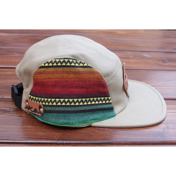 Mexican Sunset 5-Panel Strapback