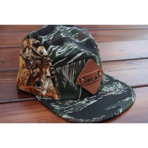 Mountain Lions, Bears, and Coons, Oh My.. 5-Panel Strapback