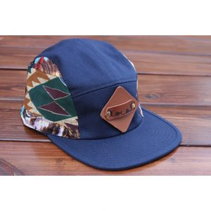 Native Great Buffalo 5-Panel Strapback