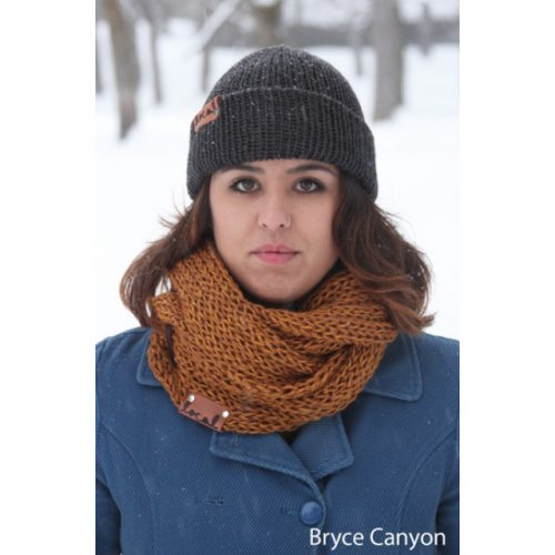 Cozy Scarf Local Knits Bryce Canyon