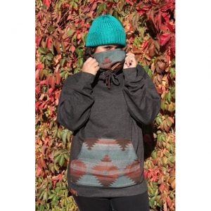 Northwest Blanket Ninja Hoodie