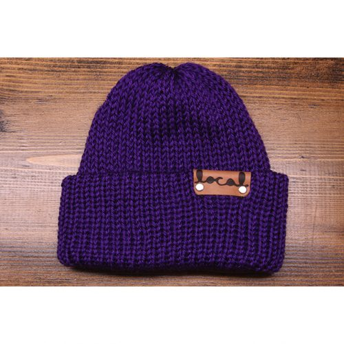 Deep Purple Beanie