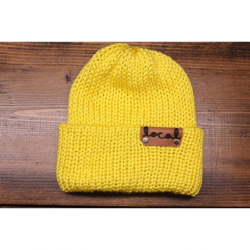 Lemonade Beanie Local Knits
