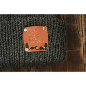 Light Gray Woodsman Beanie