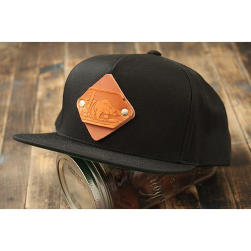 Woodsman Great Grizzly Snapback