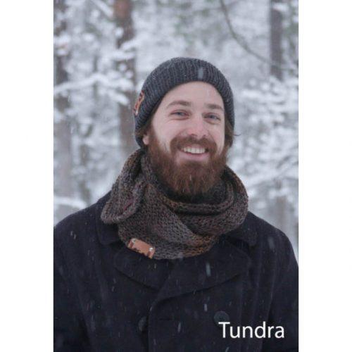 Tweed Scarf Tundra