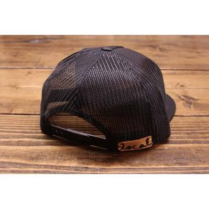 Local Knits Mesh Trucker Snapback