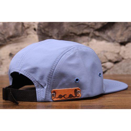 soft blue nylon camper back