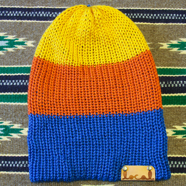Nugget Beanie - Local Knits bc07ee216199